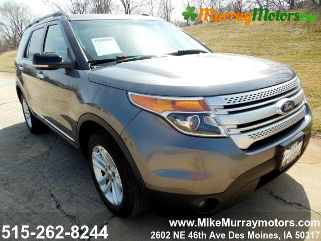 2011 Ford Explorer XLT 4-Door AWD