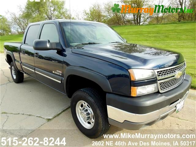 2005 Chevrolet Silverado 2500HD LT1 Crew Cab Long Bed 4WD