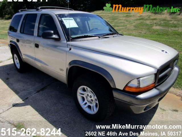 2002 Dodge Durango Sport 2WD