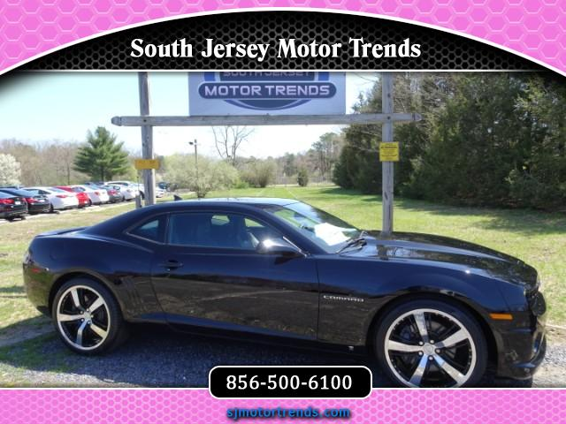 2010 Chevrolet Camaro SS Coupe RS Package