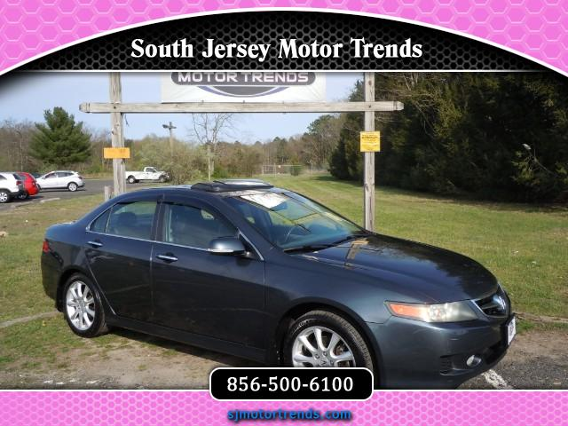 2007 Acura TSX 5-speed AT with Navigation