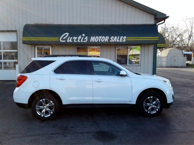 Buy Here Pay Here 2010 Chevrolet Equinox Lt1 Awd For Sale