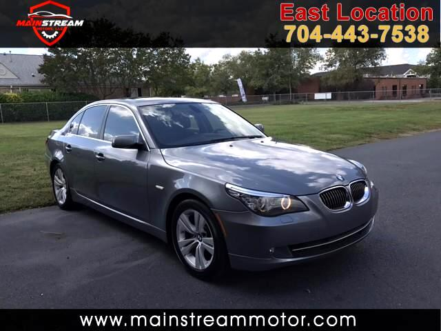 2010 BMW 5-Series I