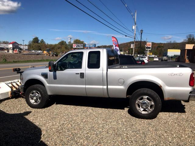2009 Ford F-250 SD XL SuperCab 4WD