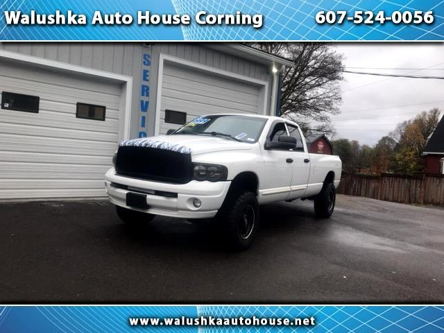 2005 Dodge Ram 2500 Club Cab 8-ft. Bed 4WD