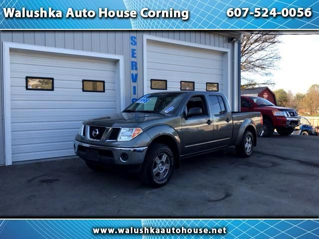 2008 Nissan Frontier LE Crew Cab Long Bed 4WD