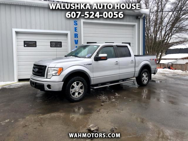 """2010 Ford F-150 Supercab 145"""" FX4 4WD"""