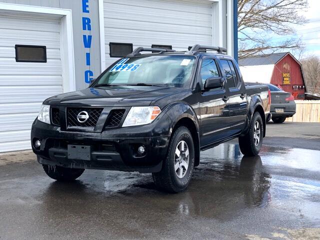 2011 Nissan FRONTIER X SV