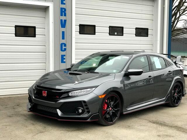 2017 Honda Civic Type R 6M