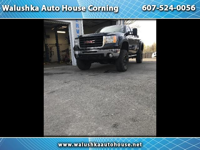 2007 GMC Sierra 2500HD Work Truck Ext. Cab Long Box 4WD