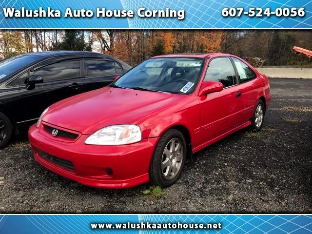 1999 Honda Civic Si Coupe
