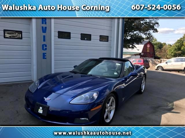 2005 Chevrolet Corvette 2LT Coupe Manual