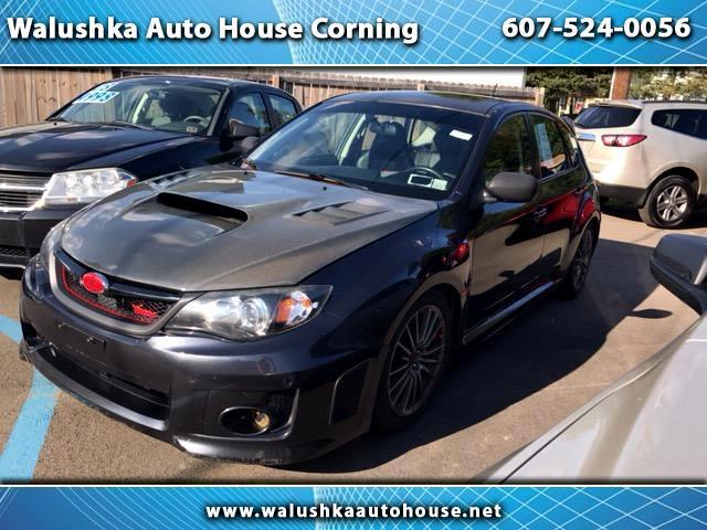 2011 Subaru Impreza WRX Premium 5-Door
