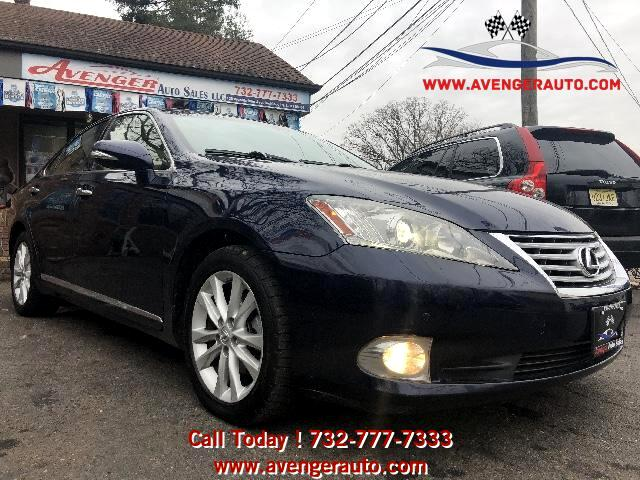 2012 Lexus ES 350 Premium