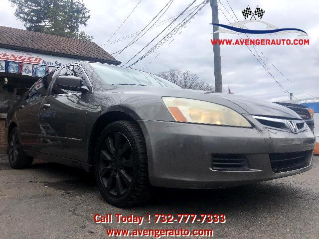2006 Honda Accord EX-L Sedan with Navigation and XM Radio
