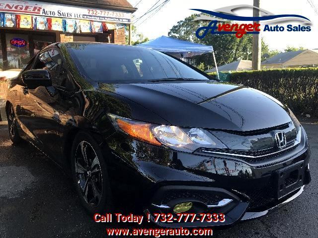 2015 Honda Civic EX Coupe CVT