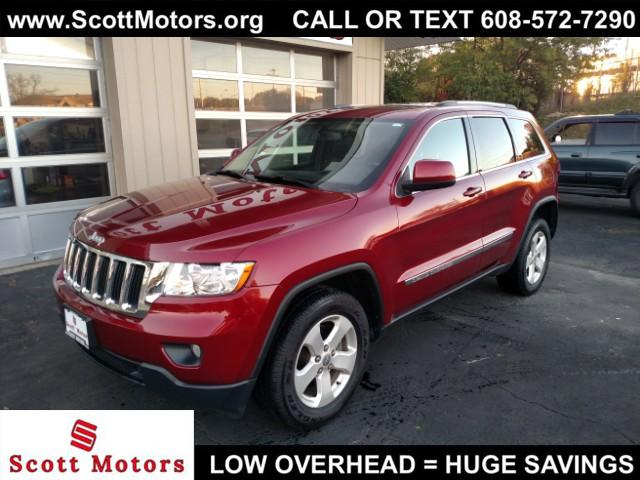 2012 Jeep Grand Cherokee 4WD