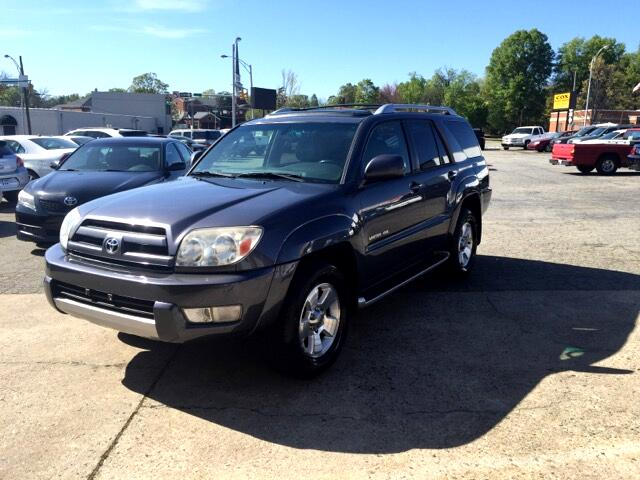 2004 Toyota 4Runner Limited 4WD V6