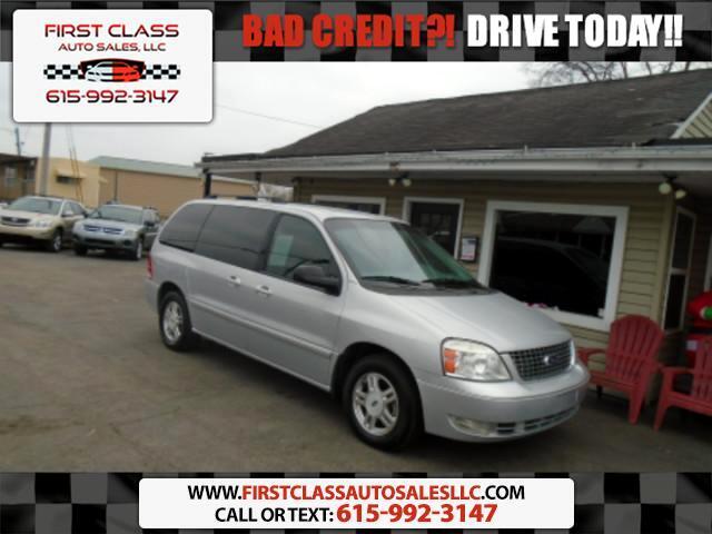 2007 Ford Freestar SEL Wagon