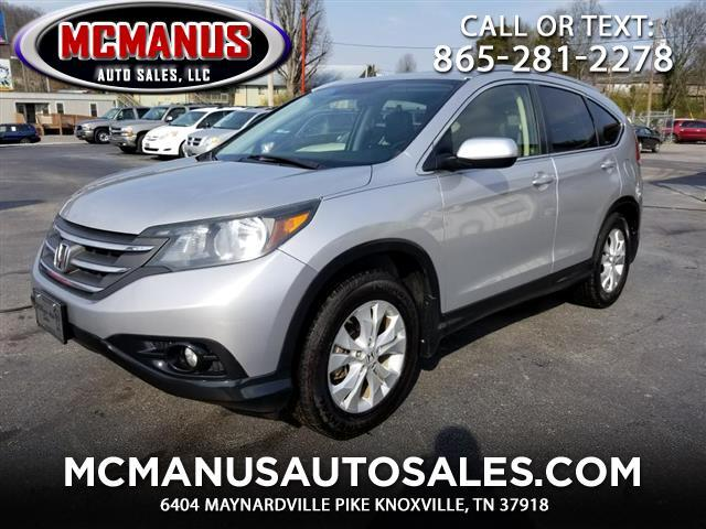 2012 Honda CR-V EX-L 2WD 5-Speed AT