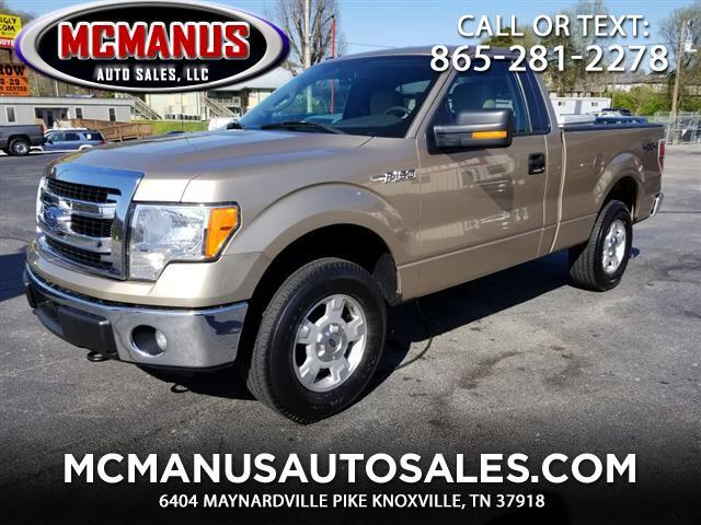 2014 Ford F-150 XLT 8-ft. Bed 4WD