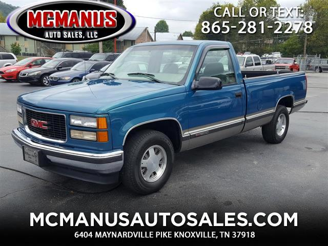 1998 GMC Sierra C/K 1500 Club Coupe 8-ft. Bed 2WD