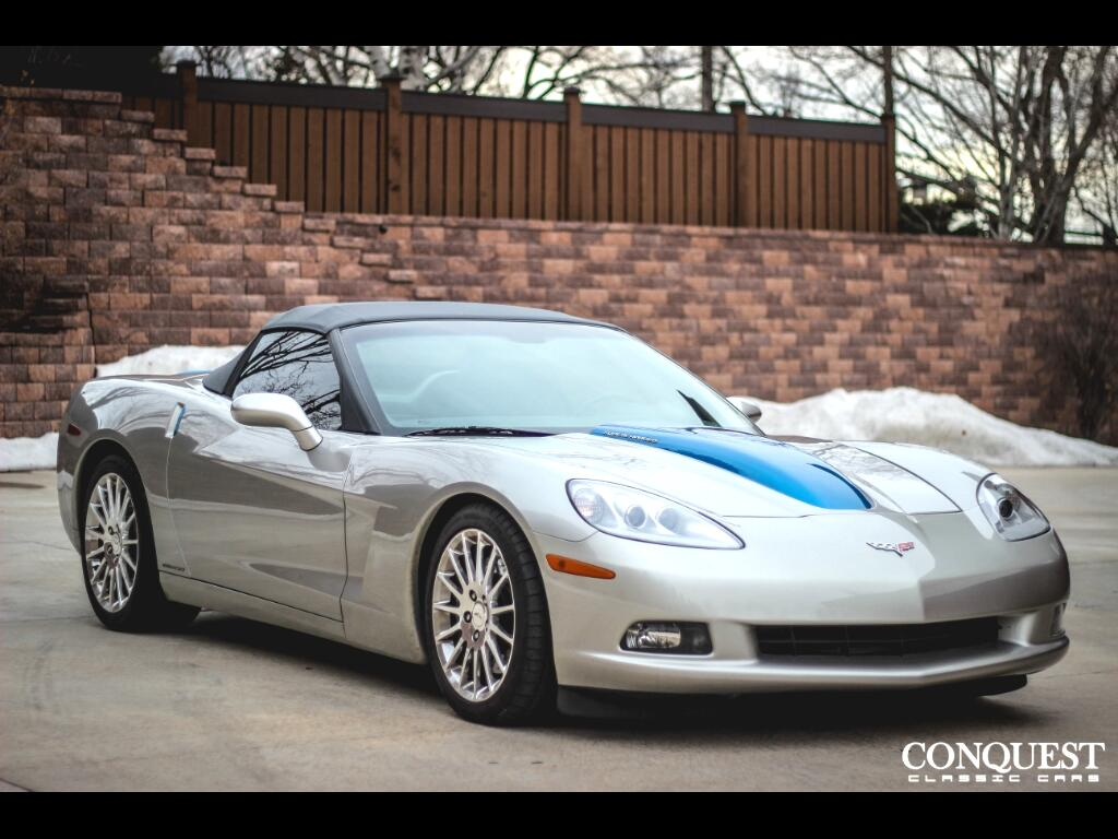 2007 Chevrolet Corvette Callaway Convertible