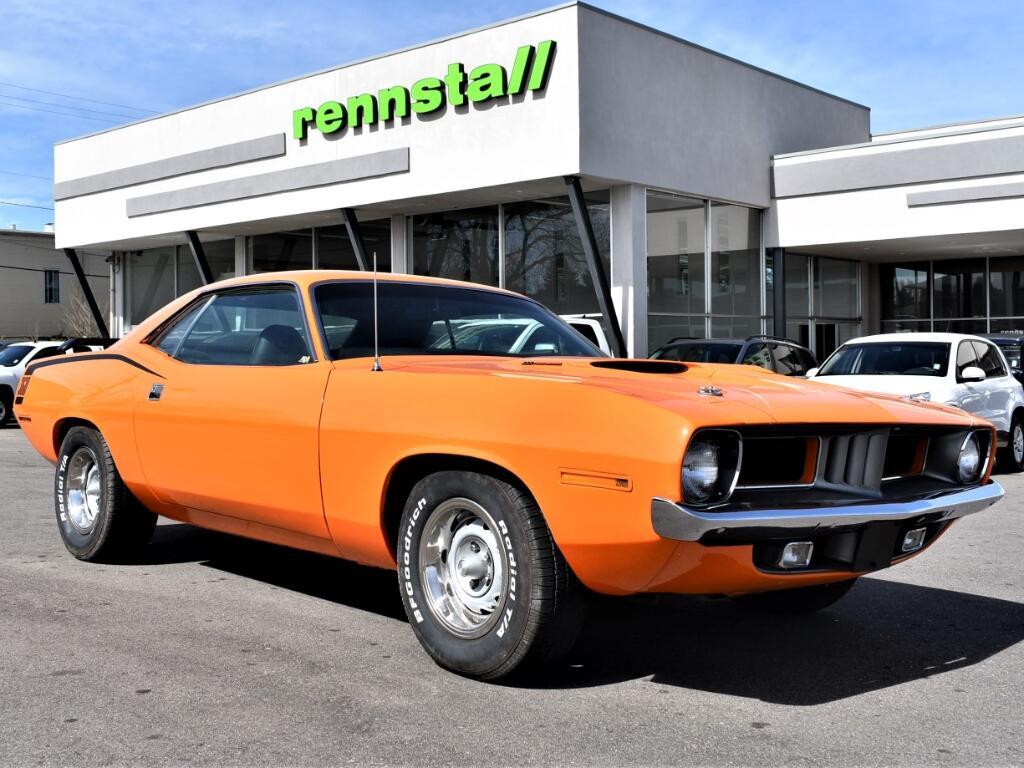 1972 Plymouth 'Cuda 360