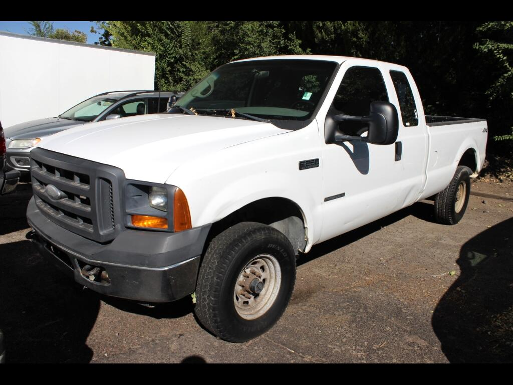 2002 Ford F-250 SD XLT SuperCab Long Bed 4WD
