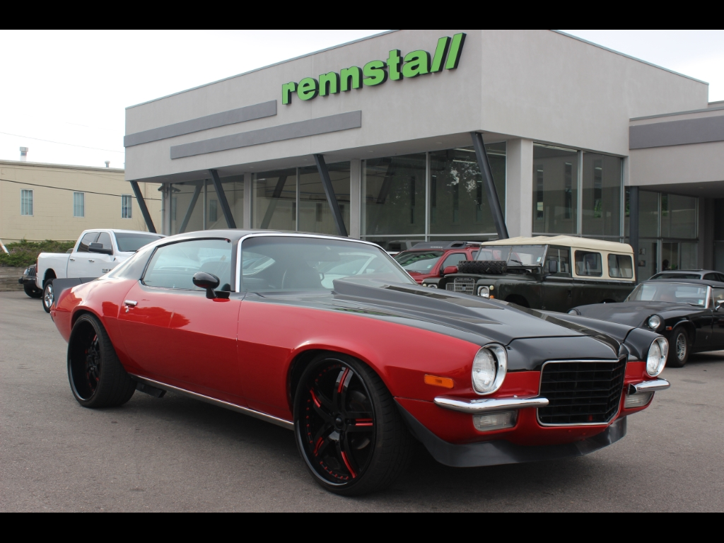 1973 Chevrolet Camaro Restomod