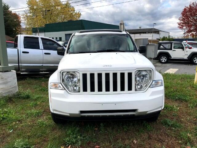 2010 Jeep LIBERTY SP suv