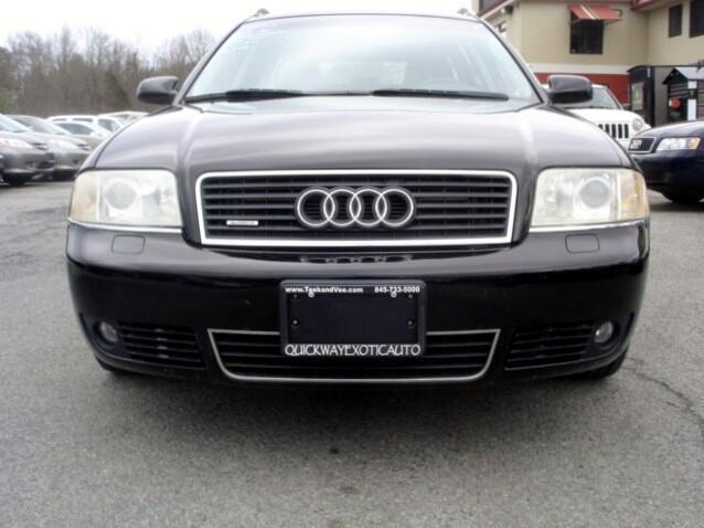 2004 Audi A6 Avant 3.0