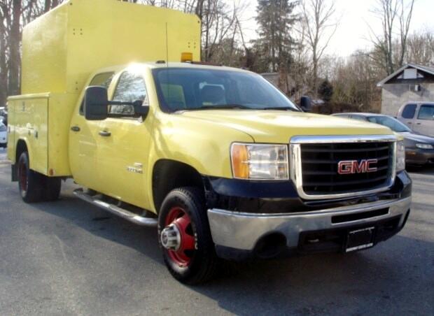2010 GMC Sierra 3500HD Work Truck Crew Cab DRW 4WD