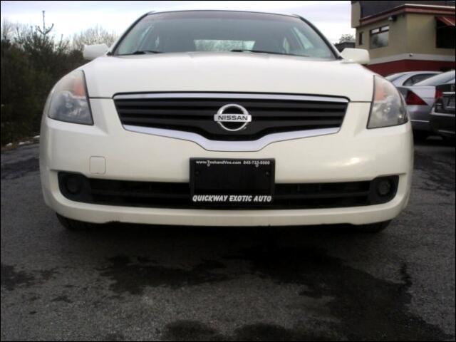 2007 Nissan Altima Hybrid 2.5