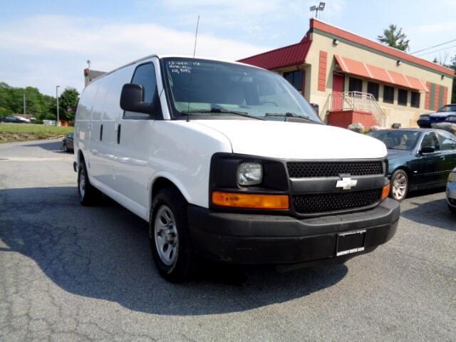 2013 Chevrolet Express 1500 Cargo