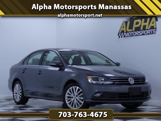 2015 Volkswagen Jetta SE w/ Connectivity