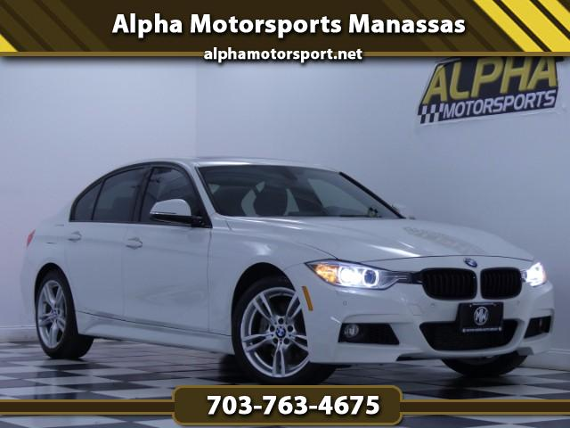 2015 BMW 335i xDrive w/ M-Sport Package