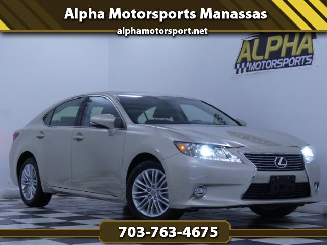 2014 Lexus ES 350 w/ Luxury Package