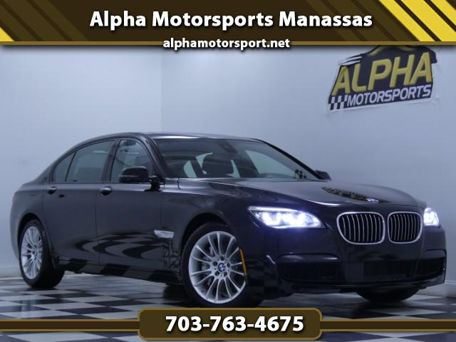 2015 BMW 750Li xDrive w/ M-Sport Package