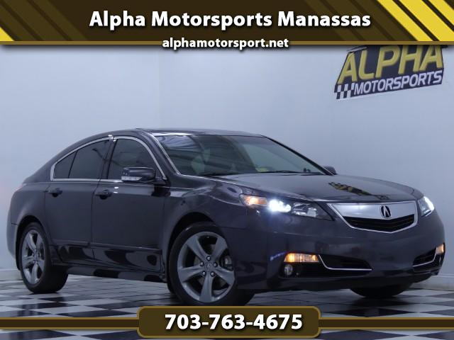 2012 Acura TL SH-AWD w/ Technology Package