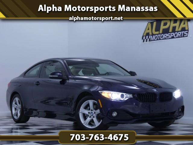 2014 BMW 4-Series 428Xi