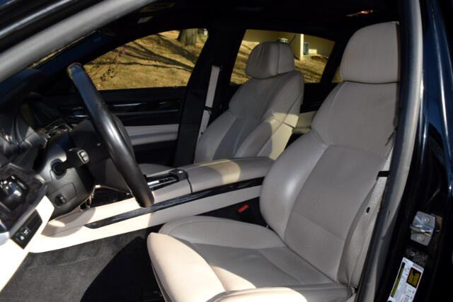 2011 BMW 7-Series 750Li M Sport