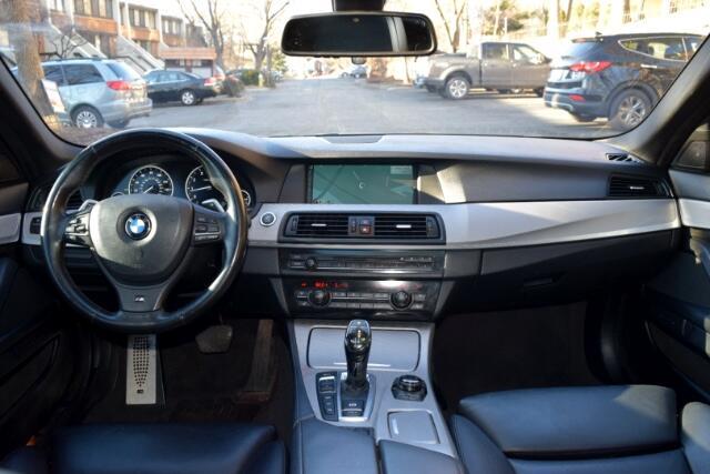 2013 BMW 5-Series 550i xDrive