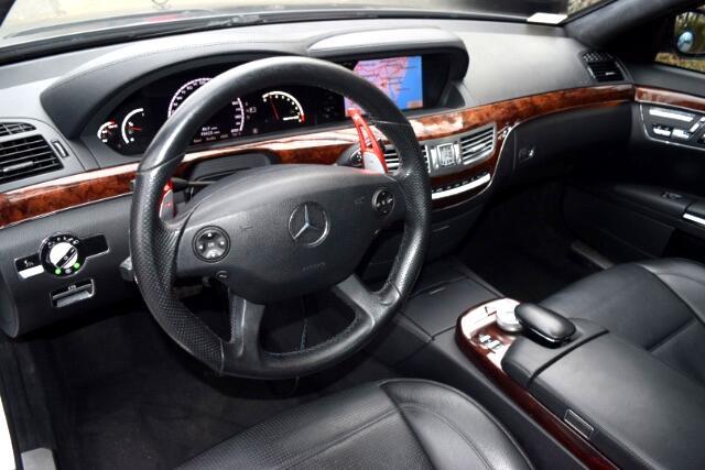 2008 Mercedes-Benz S-Class S63 AMG