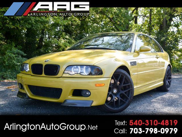 2003 BMW M3 Coupe