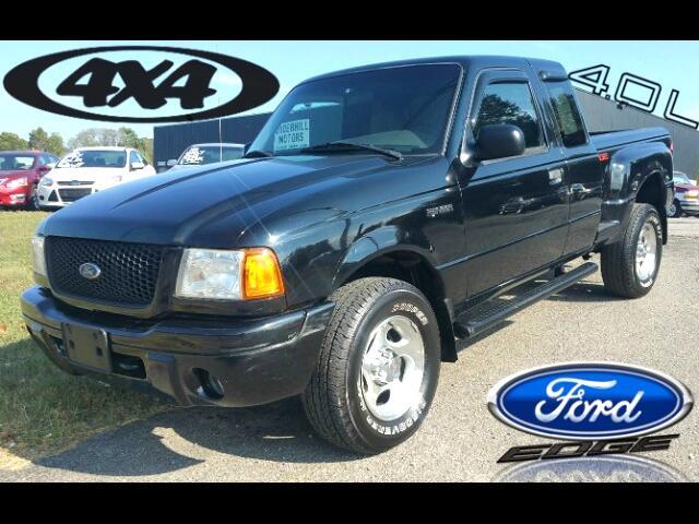 2001 Ford Ranger XLT SuperCab 4.0 Flareside w/Off-Road 4WD