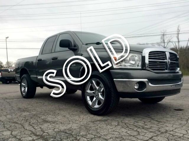 2008 Dodge Ram 1500 SLT Short Bed 4WD
