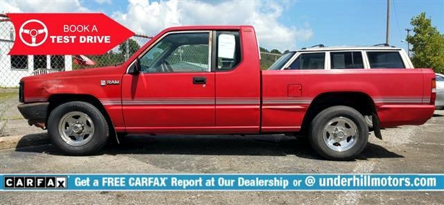 1989 Dodge Ram 50 Ext. Cab 2WD