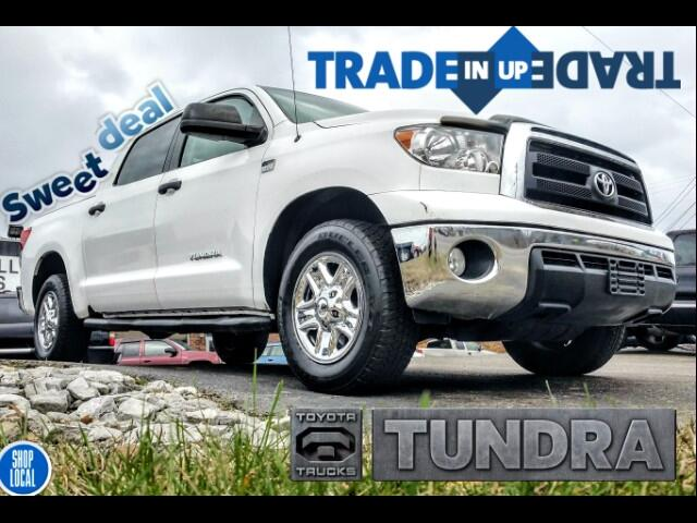 2010 Toyota Tundra Tundra-Grade CrewMax 4.6L 2WD