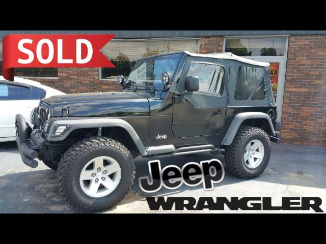 used jeep wrangler for sale in clarksville tn 125 cars from 6 450. Black Bedroom Furniture Sets. Home Design Ideas